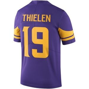 #19 Thielen Vapor Untouchable Color Rush Jersey
